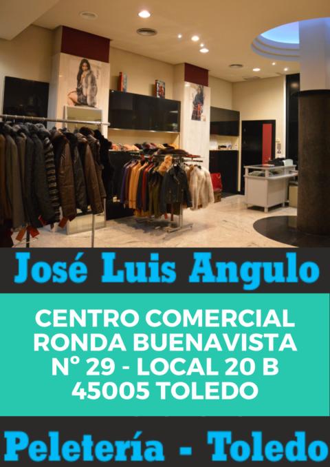 Peletería Toledo – José Luis Angulo